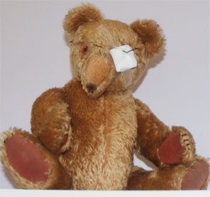 Bring your teddy along to our teddy bear hospital to be treated