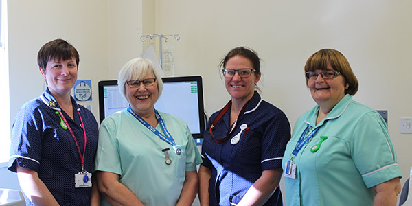 Image of the Pelvic Floor Team